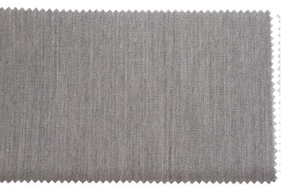 Texgard imprægneret markisestof - meleret mellemgrå