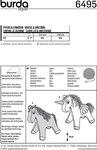 Hest og enhjørning
