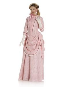 Historisk kjole (1888). Burda 7880.