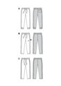 Joggingbukser, elastisk talje, sweatpants