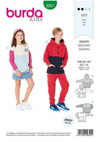 Sweater, hættetrøje