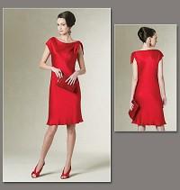Dress. Vogue 1208.