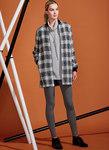 Foeret jakke, striktunika, gamacher og bukser