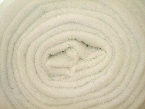 Hvid pladevat 80 g/kvm 150 cm bredde