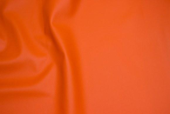 Orange, præget,  imiteret skind