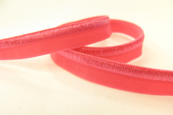 Elastik tittebånd pink