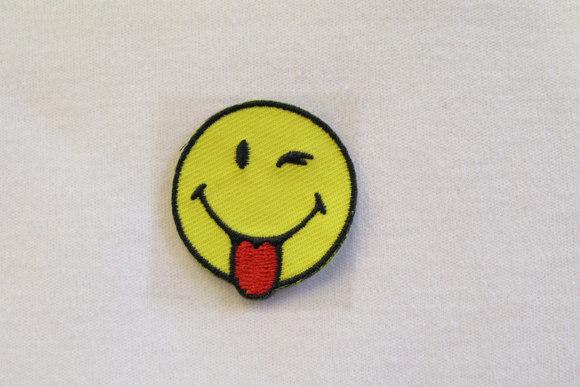 Smiley rækker tunge 3cm