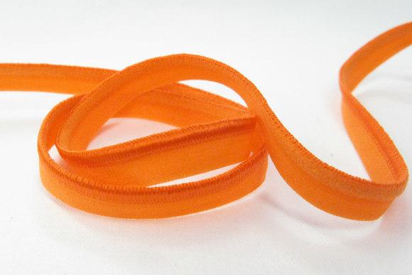 Elastik tittebånd i orange