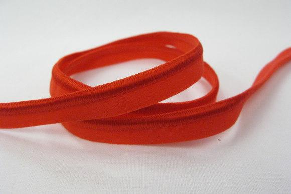Elastik tittebånd i rød