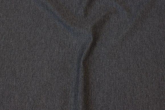 Meleret, koksgrå heavy-jersey