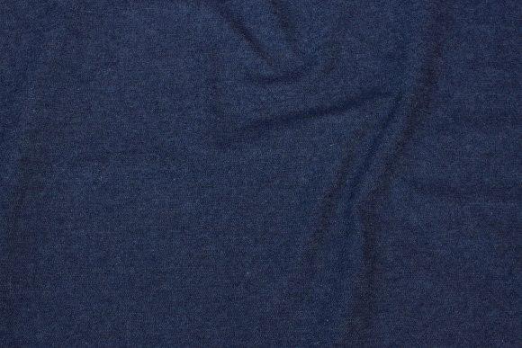 Mellemsvær, mørkeblå denim