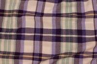 Storternet bomuld og polyester i lilla, mint og hvid