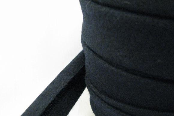 Uldskråbånd  2,5cm bred