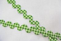 Zigzag lidse grøn køkkentern 1cm