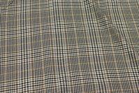 Grå og sort stræk-tern med lys brun stribe