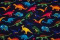 Dinosaurer er ca. 8 cm.