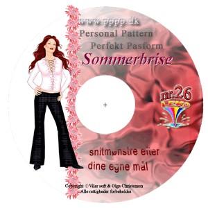 CD-rom nr. 26 - Sommerbrise