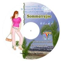CD-rom nr. 27 - Sommerrejse