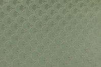 Sart støvgrøn møbelbrocade
