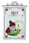 Permin 22-0224. Postlomme til juleposten.