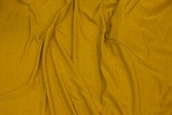 Blød bambus-jersey i messingfarvet