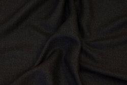 Blød, tynd viscosetwill i koksgrå til tynde tørklæder