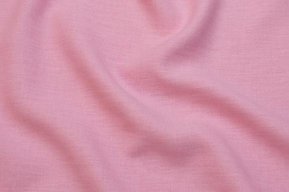 Flot 100% hør i lyserød