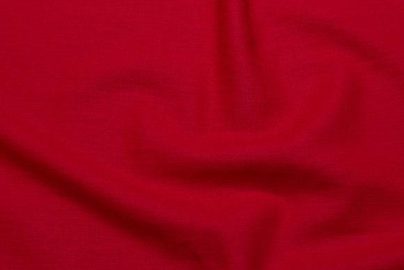 Flot 100% hør i rød