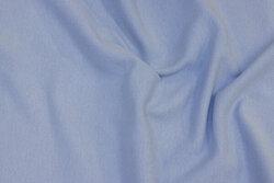 Himmelblå ribstof
