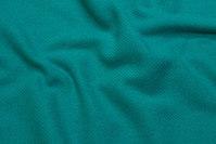 Jadegrøn møbel-uld, diagonalvævet