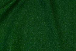 Mørkgrøn patchwork bomuld med nister