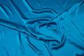 Turkisgrøn, superflot sandvasket ren silke.
