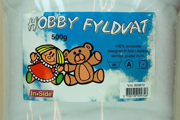 Hobby fyldevat i blød kvalitet 500 gram