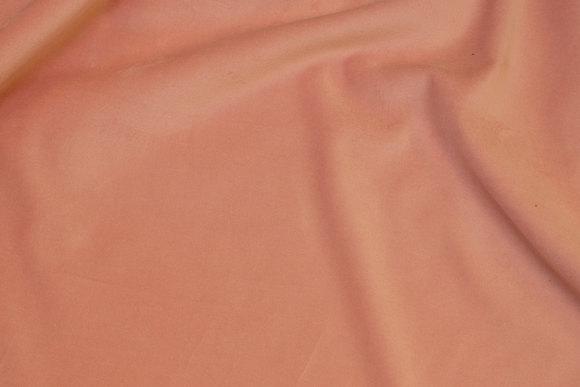 Sart rosa, vævet glat fløjl