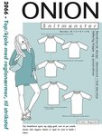 Modellerne egener sig godt til et par smalle bukser eller leggins. Kjolen er også fin med et bælte i taljen.