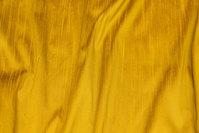 Messinggul, imiteret thaisilke i polyester
