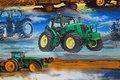 Traktor ca. 12 cm.