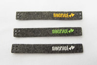 Filt mærker Handmade 8x1cm
