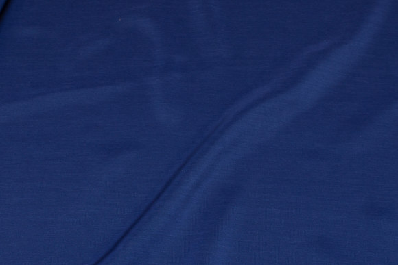 Kjole-micropolyester i lys marine