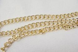 Kæde guld 1,2cm