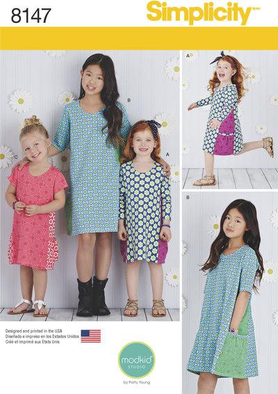 Kjoler til piger