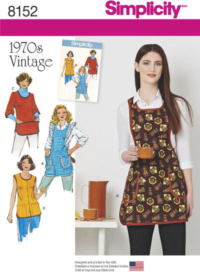 1970 stil forklæder