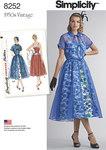 1950 kjole