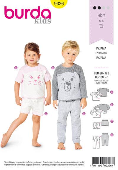 Nattøj til små børn