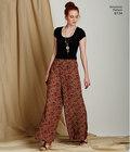 Bukser og shorts, 4 designs