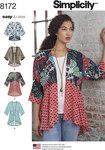 Mode kimonoer