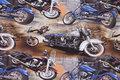 Motorcykler er ca. 10 cm.