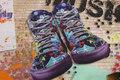 Digitaltryk med tecno ting og sko