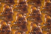 Star Wars bomuldsjersey med Chewbacca