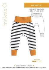 Baby bukser, monkey-pants. Minikrea 111.